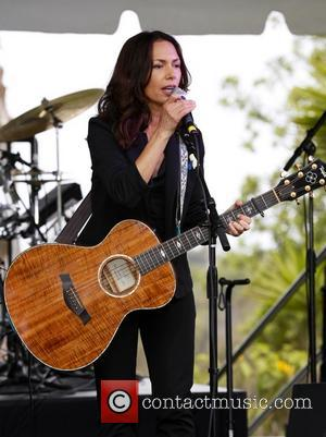 Susanna Hoffs - Celebrities attend Adam and Lynette Carolla's Launch of Mangria White Peach and Pear at thier Malibu Estate....