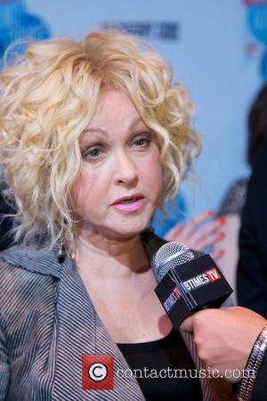 Cyndi Lauper - The 2013 Broadway.com Audience Choice Awards - Arrivals - New York City, NY, United States - Sunday...