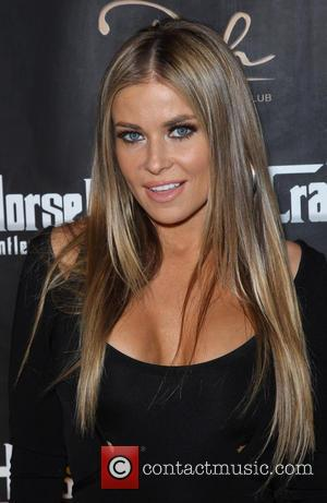 Carmen Electra - Iconic bombshell Carmen Electra celebrates her birthday at Crazy Horse 3 Gentlemen's Club - Las Vegas, Nevada,...