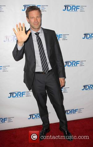 Aaron Eckhart - JDRF LA's 10th Annual Finding A Cure: The Love Story Gala - Century City, California, United States...