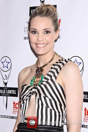 Leslie Bibb - 28th Annual Lucille Lortel Awards - Arrivals - New York City, NY, United States - Sunday 5th...