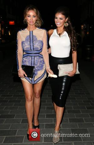 Lauren Pope and Chloe Sims