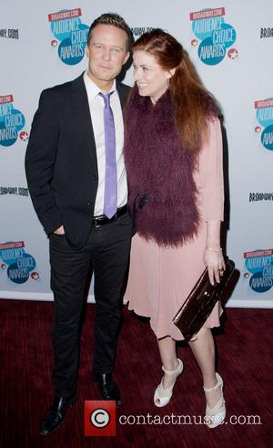 Debra Messing, Will Chase