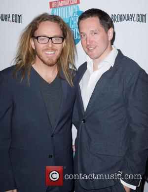 Tim Minchin and Bertie Carvel - The 2013 Broadway.com Audience Choice Awards at Jazz at Lincoln Center - New York...
