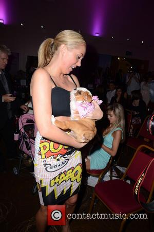 Aisleyne Horgan-Wallace - Essex Fashion Week 2013 at The City Pavilion - Front Row - Romford, Essex, United Kingdom -...