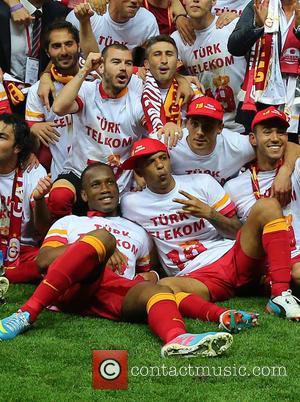 Didier Drogba - Match Score: Galatasaray 4 - Sivasspor 2 - Istanbul, Turkey - Sunday 5th May 2013