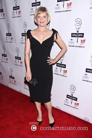 Martha Plimpton - 28th Annual Lucille Lortel Awards - Arrivals - New York City, New York, United States - Sunday...