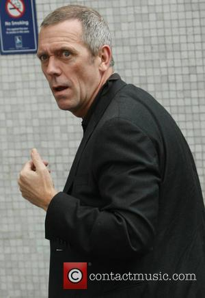 Hugh Laurie: 'U.s. Move Gave Me Confidence To Become A Musician'