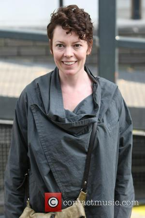 Olivia Colman - Celebrities outside the ITV Studios - London, United Kingdom - Monday 6th May 2013