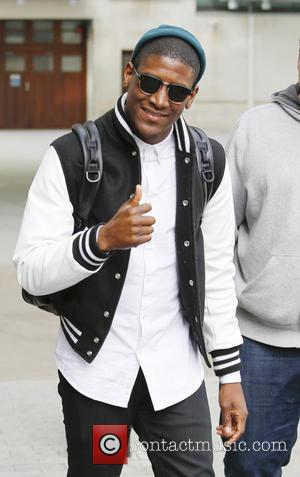 Labrinth and Timothy McKenzie - Labrinth outside the BBC Radio 1 studios - London, United Kingdom - Monday 6th May...