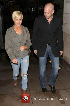 Kellie Pickler and Kyle Jacobs - 'Dancing With the Stars' after party at Mixology - Los Angeles, California, United States...