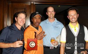 Kevin Rahm, Sugar Ray Leonard, Greg Ellis and Guest