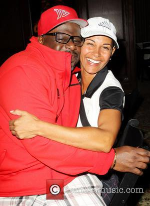 Salli Richardson and Cedric The Entertainer