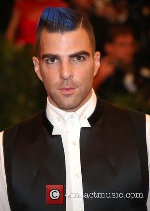 Zachary Quinto - 'PUNK: Chaos to Couture' Costume Institute Gala at The Metropolitan Museum of Art - Arrivals - New...