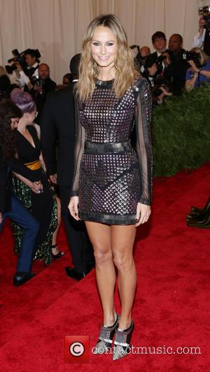 Stacy Keibler - 'PUNK: Chaos to Couture' Costume Institute Gala at The Metropolitan Museum of Art - New York City,...