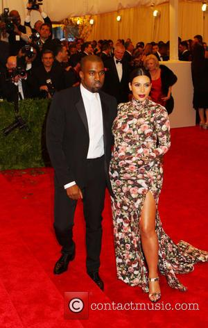 Kanye West - 'PUNK: Chaos to Couture' Costume Institute Gala...