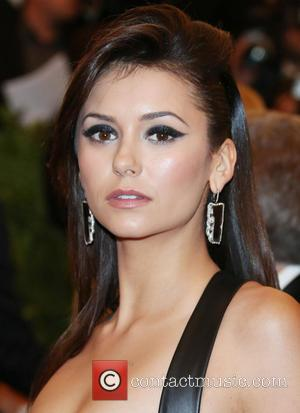 Vampire Diaries Star Nina Dobrev Goes Topless To Promote Obamacare