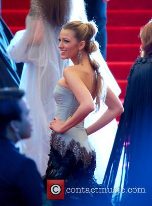 Blake Lively - 'PUNK: Chaos to Couture' Costume Institute Gala at The Metropolitan Museum of Art - New York City,...