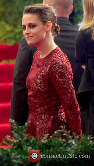 Kristen Stewart - 'PUNK: Chaos to Couture' Costume Institute Gala at The Metropolitan Museum of Art - New York City,...