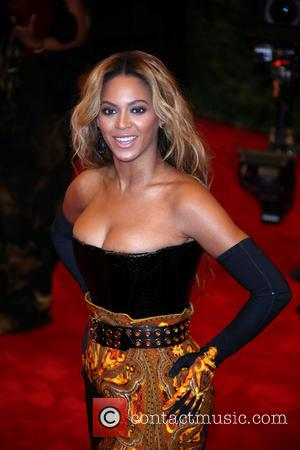Beyonce Knowles - 'PUNK: Chaos to Couture' Costume Institute Gala