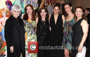 Blair Brown, Haviland Morris, Betsy Aidem, Katie Kreisler, Lauren Culpepper and Kathryn Erbe