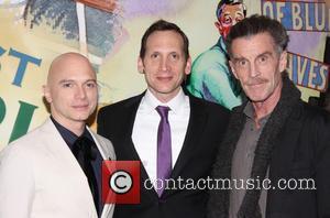 Michael Cerveris, Stephen Kunken and John Glover