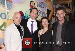 Michael Cerveris, Stephen Kunken, Kathryn Erbe and John Glover