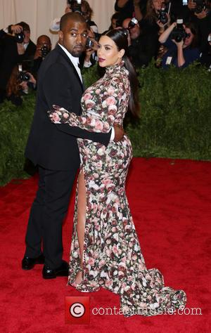 Kanye West - 'PUNK: Chaos to Couture' Costume Institute Gala