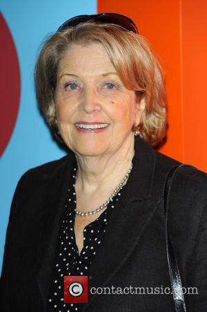Anne Reid - The Critics' Circle celebrates its centenary with a special event at the Barbican - Arrivals - London,...
