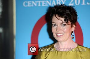Olivia Colman - The Critics' Circle celebrates its centenary with a special event at the Barbican - Arrivals - London,...
