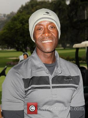 Don Cheadle - The 6th Annual George Lopez Celebrity Golf Classic To Benefit The Lopez Foundation - Toluca Lake, California,...