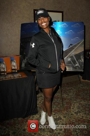 Omarosa Manigault - The 6th Annual George Lopez Celebrity Golf Classic To Benefit The Lopez Foundation - GBK Suite -...