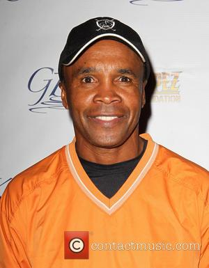 Sugar Ray Leonard - The 6th Annual George Lopez Celebrity Golf Classic To Benefit The Lopez Foundation - GBK Suite...
