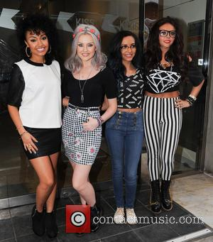 Leigh-anne Pinnock, Perrie Edwards, Jade Thirlwall, Jesy Nelson and Little Mix