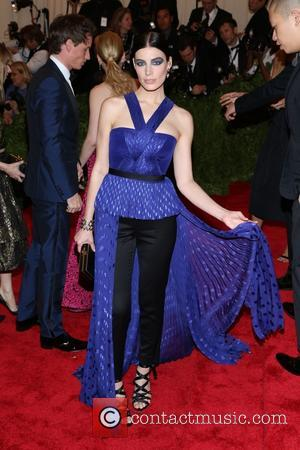 Jessica Pare - 'PUNK: Chaos to Couture' Costume Institute Gala at The Metropolitan Museum of Art - New York City,...