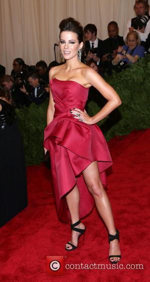 Kate Beckinsale - 'PUNK: Chaos to Couture' Costume Institute Gala at The Metropolitan Museum of Art - New York City,...