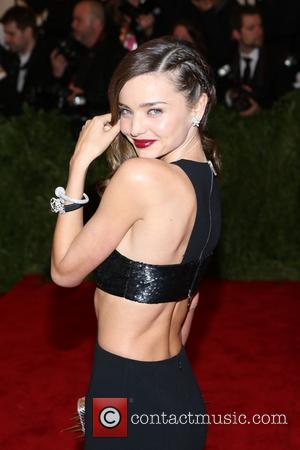 Miranda Kerr Puts Her Breast Front On After Wardrobe Malfunction Embarrassment