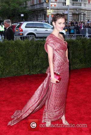 Nora Zehetner - 'PUNK: Chaos to Couture' Costume Institute Gala at The Metropolitan Museum of Art - New York City,...