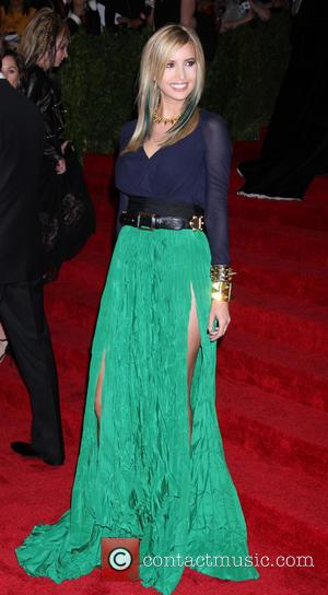 Ivanka Trump - 'PUNK: Chaos to Couture' Costume Institute Gala at The Metropolitan Museum of Art - New York City,...