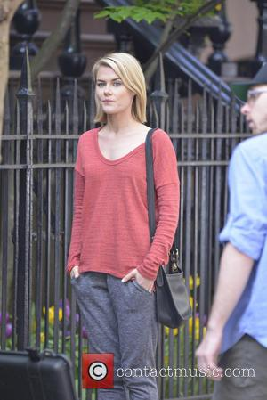 Rachael Taylor - Rachael Taylor begins filming for her new project - New York City, NY, United States - Tuesday...