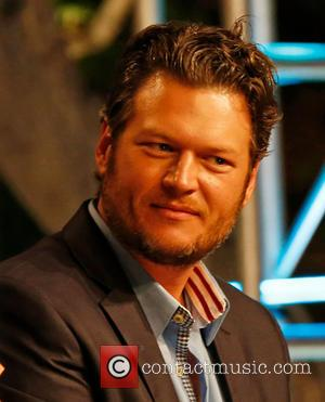 Blake Shelton - The US Voice coaches at The Grove