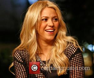 Shakira - The US Voice coaches at The Grove