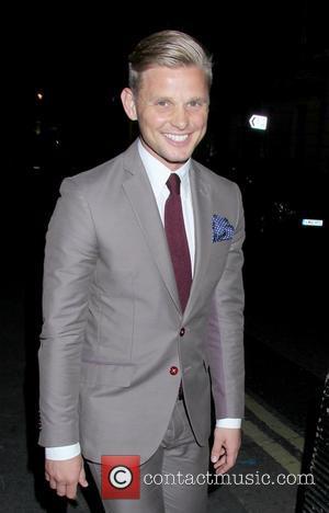 Jeff Brazier - Celebrities leaving the Hilton after the Ledley King Testimonial Gala Dinner - London, United Kingdom - Tuesday...
