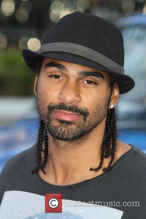 David Haye - World Premiere of 'Fast & Furious 6' held at the Empire Leicester Square - Outside Arrivals -...