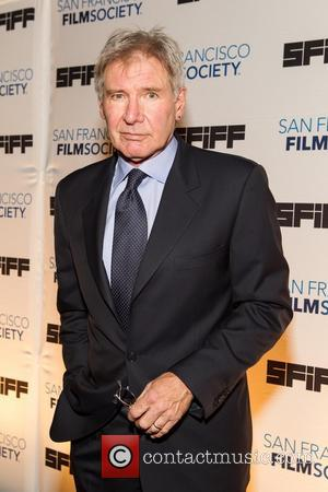 Harrison Ford Is Voice Of Reason At Ender's Game Press Conference, Comic-con