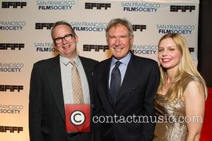 Ted Hope, Harrison Ford and Vanessa Hope