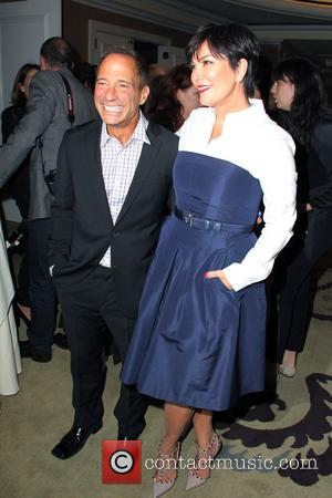 Harvey Levin and Kris Jenner