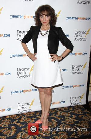 Andrea Martin - The 2013 Drama Desk Award Nominee Luncheon held at the JW Marriott Essex House - New York,...