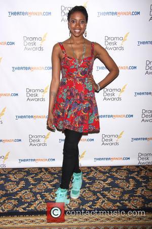 Condola Rashad - The 2013 Drama Desk Award Nominee Luncheon held at the JW Marriott Essex House - New York,...