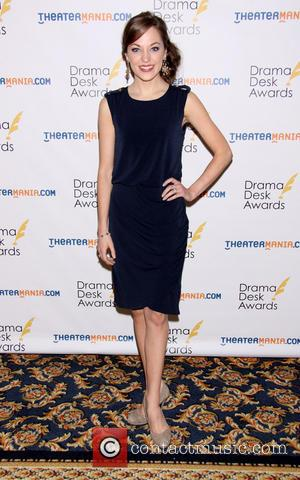 Laura Osnes - The 2013 Drama Desk Award Nominee Luncheon held at the JW Marriott Essex House - New York,...